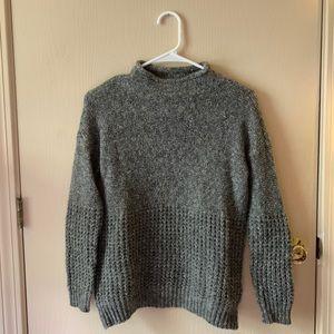 American Eagle Mock-Neck Sweater